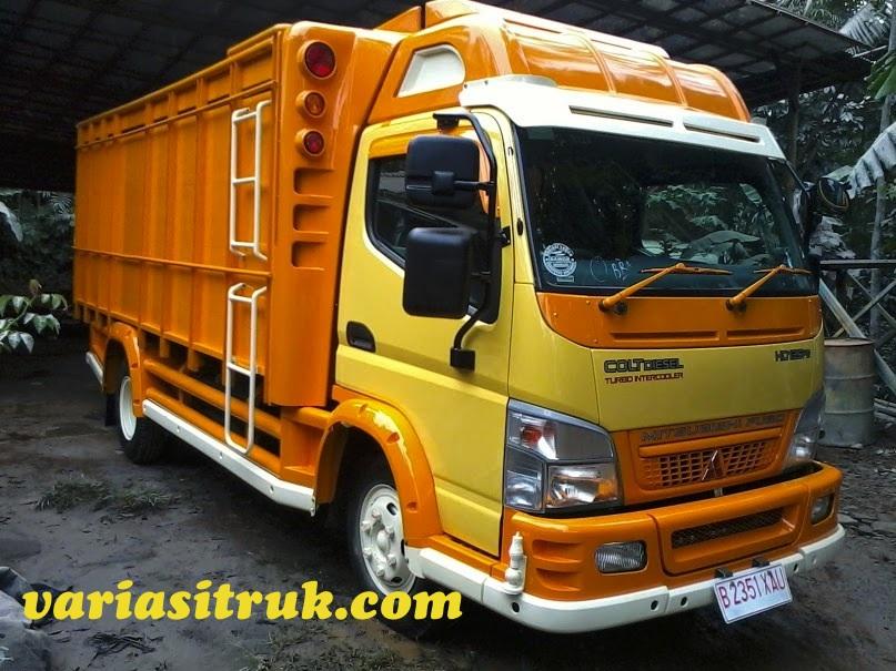 Variasi truk Bawor